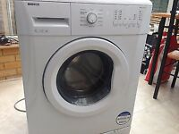 Washing machine in excellent condition less than 1 year old with warranty. Can deliver free if local