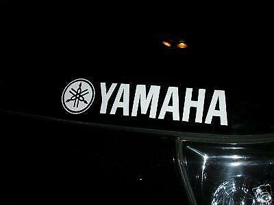 yamaha racing decal | ebay