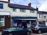 "Commercial Shop to rent in Caerphilly town ""incentives available"""