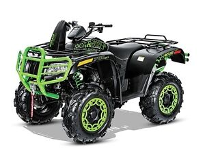 2016 Arctic Cat Mudpro 700 Limited