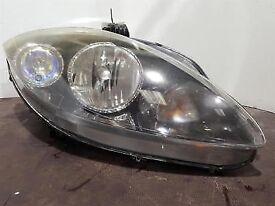 Seat Leon Driver Side Halogen Headlight