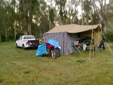 Camper Trailer - Castaway semi off road Campertrailer