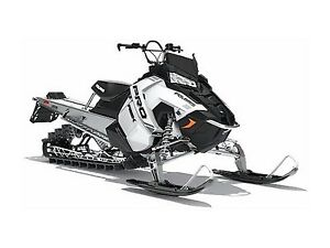 2018 Polaris PRO-RMK 600 Cleanfire 155 Electric 2.4 Series 5.1