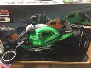 Thunder riger rtr rc motorcycle moto collection Teleguidee