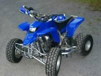 Yamaha blaster 200 2stroke quad good condition