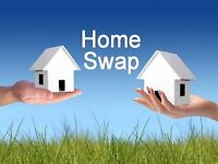 2 bed for 1-2 bed Home house swap / mutual exchange