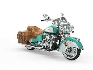 2019 Indian Motorcycle Chief Vintage Icon Series Coastal Green/P