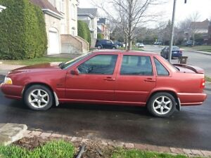 1998 Volvo S70 Sedan Automatic No Rust