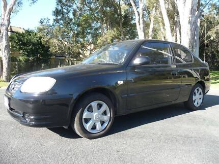 2005 Hyundai Accent Hatch, VERY LOW K's & VERY LONG REGISTRATION