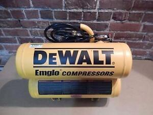 Compresseur a Air DEWALT / Model EMGLO COMPRESSORS (i018205)
