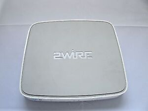 Bell 2Wire 2701HG-G modem-router