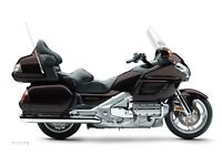 2007 Honda Gold Wing Audio / Comfort / Navi / ABS