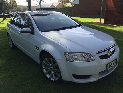 2010 Holden Berlina Series 2 International 82000 KMS ONE OWNER