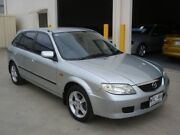 2003 Mazda 323 BJ Astina Shades Silver 4 Speed Automatic Hatchback Brompton Charles Sturt Area Preview