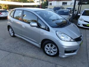 2011 Honda Jazz GE VTi Silver 5 Speed Manual Hatchback Sylvania Sutherland Area Preview
