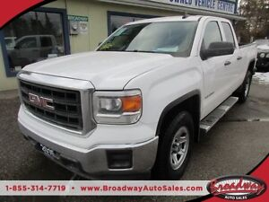 2015 GMC Sierra 1500 READY TO WORK SLE EDITION 6 PASSENGER 5.3L