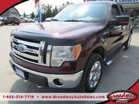 2009 Ford F-150 READY TO WORK LOADED XLT MODEL 6 PASSENGER 4X4..