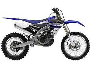 2016 Yamaha YZ450 FX