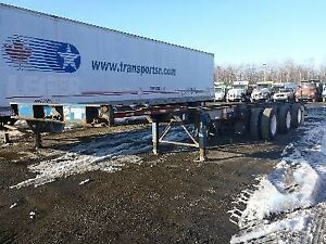 2006 MAX ATLAS  CONTAINER TRAILER 40'