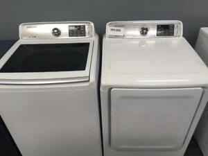 32- SAMSUNG AQUAJET 4.6 - Laveuse Sécheuse Haute Efficacite Washer Dryer