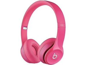 Beats by Dr. Dre Solo 2.0 On-Ear Headphones - Pink