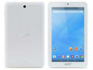 Acer Iconia One 7 16GB Tablet White  Android 6.0 - White $89