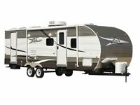 RV, Campers for rent starting from $99/day. Low rates in May