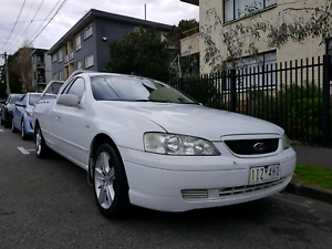 Ford BA Ute St Kilda East Glen Eira Area Preview