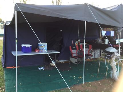 Lifestyle camper East Gippsland Preview