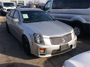 2005 cadillac cts-v 6 speed manual transmission