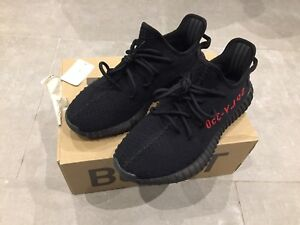 Yeezy 350 v2 Bred (US10) Sydney City Inner Sydney Preview