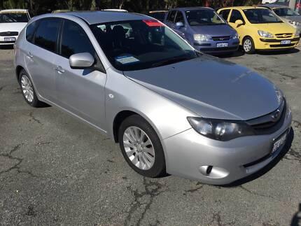 2010 Subaru Impreza Sedan Beaconsfield Fremantle Area Preview
