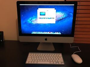 Apple iMac 21.5-inch, Mid 2011 i5 Quad Core 8GB 1TB HDD Winmalee Blue Mountains Preview