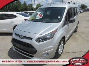 2014 Ford Transit Connect PEOPLE MOVING XLT MODEL 7 PASSENGER 2.
