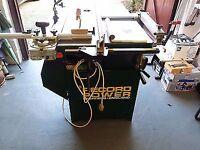 Lurem record maxi 26 combination woodworking machine