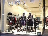 Fashion Outlet-Part-Time/Full Time Staff Required