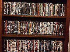 OVER 100 ASSORTED MOVIE DVD'S - ALL JUST 2 BUCKS EACH
