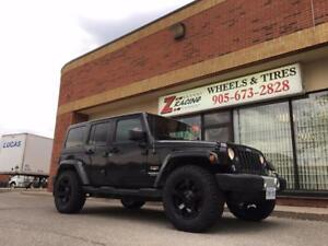 18x9 Inch Rims for Jeep Wrangler ( 5 Rim $1000 + Tax ) @Zracig 9056732828 . 5 Rim 5 Tire 5 Sensor Package $2480 + Tax