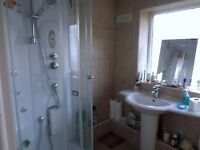 Two single rooms now available one @ £65 the other @ £55 aweek bills included