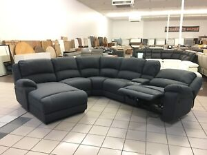 CLEARANCE - BRADFORD CORNER LOUNGE W/RECLINER Logan Area Preview