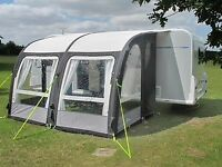 Kampa Rally pro air awning 330 2015.