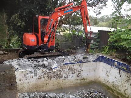 North Brisbane Excavations - Earthworks on Brisbane's Northside
