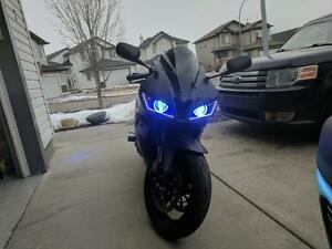 2008 Honda CBR 600RR LOW KM NEVER DROPPED $7000 OBO