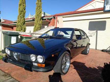 1979 Alfa Romeo Gtv Alfetta