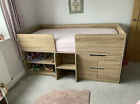 Next compton cabin bed single size