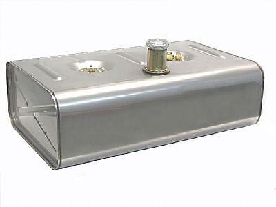 "TANKS INC UT-N-2 UNIVERSAL PICK UP TRUCK STEEL GAS FUEL TANK 3"" NECK & ALUM CAP"