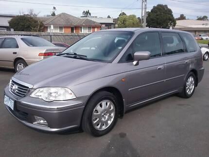 2002 Honda Odyssey Wagon 1 YEAR FULLY COMPREHENSIVE WARRANTY