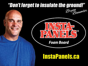 Building New House or Shop Don't Forget to Insulate the Slab Stratford Kitchener Area image 1