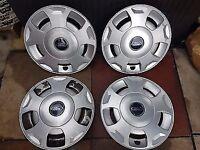 """Ford transit 15"""" wheel trims"""