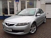 2007 56 Mazda6 2.0 TS~LOW MILES~SUPPLIED WITH 1 YEARS MOT~